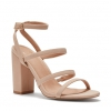 MADTOWN HEELS IN NUDE