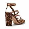 MADTOWN HEELS IN OCELOT