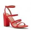 MADTOWN HEELS IN CORAL