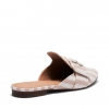 CALVI FLATS IN NATURAL STRIPE