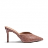 IKARIA PUMPS IN BLUSH CROC