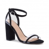 MOJITO  SANDALS IN BLACK