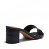 ELISO PEEP TOE IN BLACK
