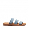 ROCK FLATS IN DENIM