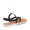 SABINAL FLATS IN BLACK
