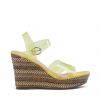 ZEPA WEDGES IN YELLOW
