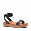 BRYNLEE FLATS IN BLACK