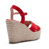 BRIARROSE WEDGES IN CHERRY