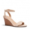 WANT WEDGES IN NUDE