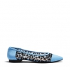 ZAZU FLATS IN BLUE