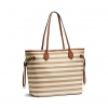 ANCHOR BAGS IN NATURAL STRIPE