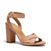 NEVANA HEELS IN NUDE