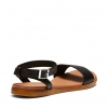 RUBIE  SANDALS IN BLACK