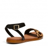 RUBIE  SANDALS IN OCELOT MULTI