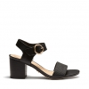 ULY  SANDALS IN BLACK MULTI