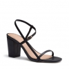 EOLIE HEELS IN BLACK