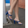 VANNAY  SANDALS IN BLUE