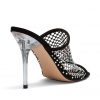 VEKO PEEP TOE IN BLACK
