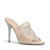VEKO PEEP TOE IN NUDE