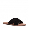 SHADE FLATS IN BLACK