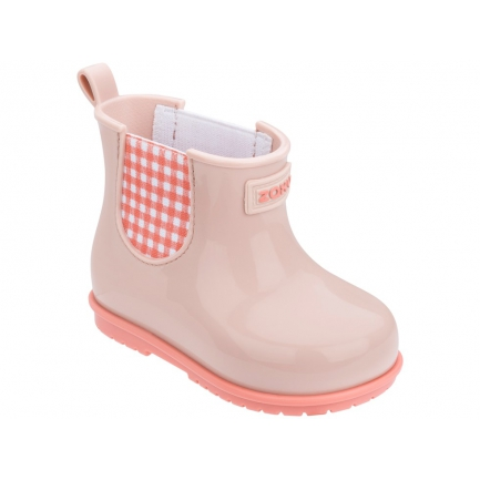 PLAID BOOT BABY GRENDENE IN