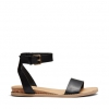 ROLLA FLATS IN BLACK
