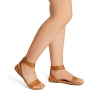 RUEBEN FLATS IN TAN