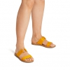 STEPHIE FLATS IN MARIGOLD