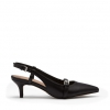 INVINCIBLE PUMPS IN BLACK