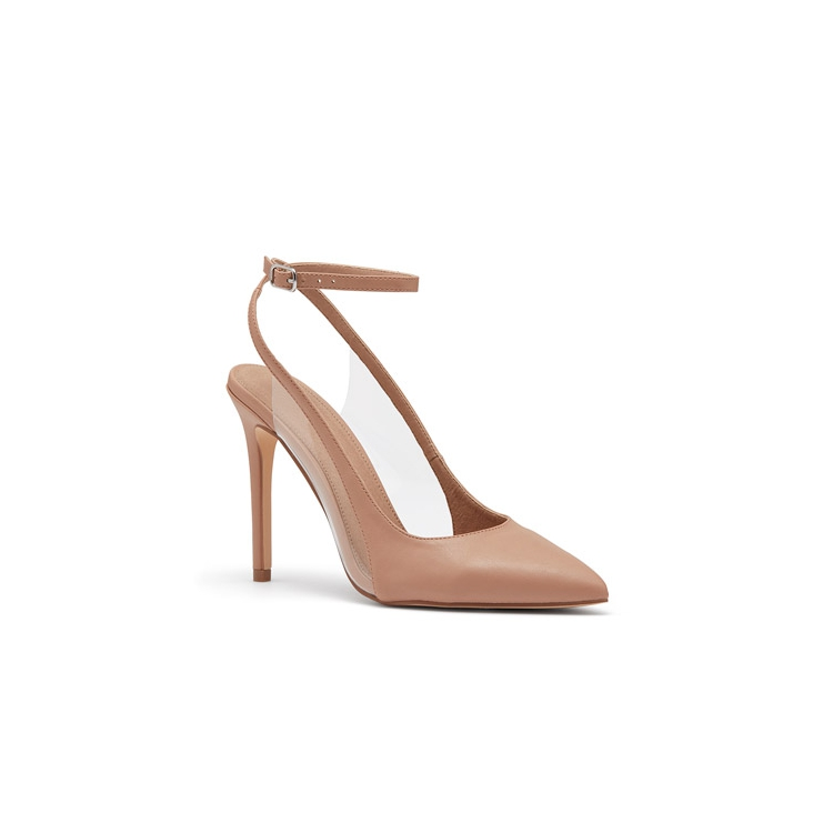IRRESISTIBLE PUMPS IN PEACH