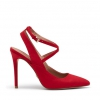 IMMI PUMPS IN WINTER RED