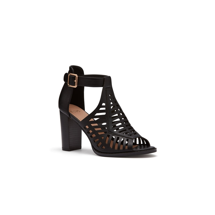 FARAH PEEP TOE IN