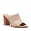 FANCIE PEEP TOE IN NUDE