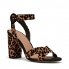 NEVANA HEELS IN LEOPARD