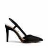 ILLUSIVE PUMPS IN BLACK PATENT
