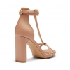 MIREYA HEELS IN BUFF