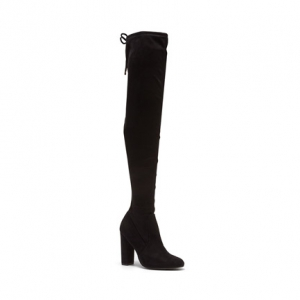 lace up thigh high boots australia