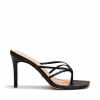 ZENDRA HEELS IN BLACK