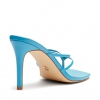 ZENDRA HEELS IN BLUE