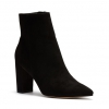 KAESHA BOOTS IN BLACK SUEDE