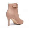 DAZIA BOOTS IN ALMOND