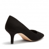 INNOVATION HEELS IN BLACK SUEDE
