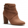 KIND BOOTS IN ALMOND
