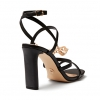 MERCI HEELS IN BLACK