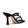 ZIGZAG HEELS IN BLACK