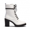 HALSEY BOOTS IN WHITE