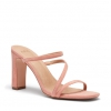 ZAKLINA HEELS IN PEACH