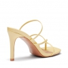 ZEALOT HEELS IN YELLOW