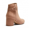 DISCO BOOTS IN ALMOND