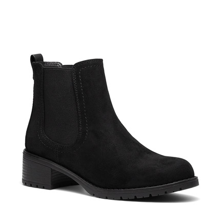HYUNA BOOTS IN BLACK